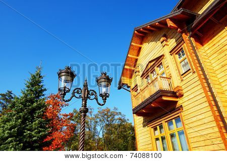 Novi Petrivtsi, Ukraine - October 14: The