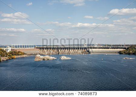 Dneproges, Ukraine