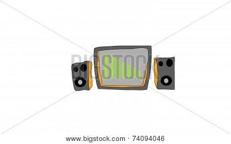 TV sound