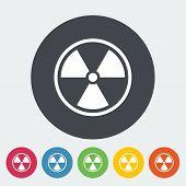 pic of radioactive  - Radioactivity - JPG