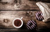 picture of donut  - Morning  - JPG