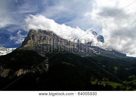 The Face Of The Eiger