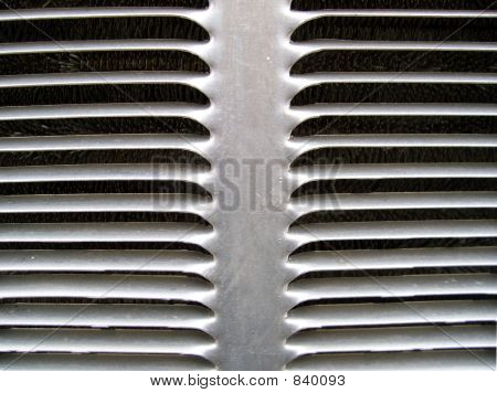 metal surface air conditioner