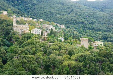 Cap Corse Landscape