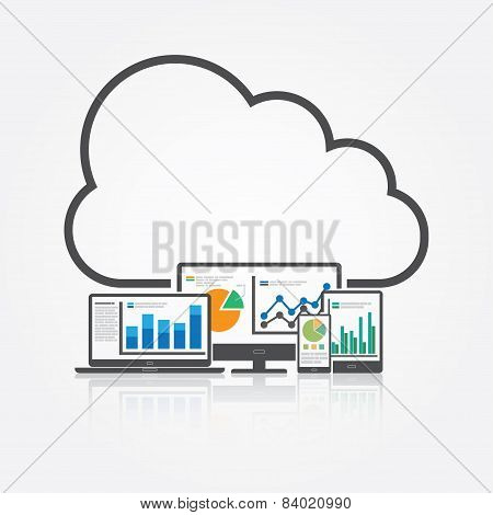 Analyzing Big Data With Cloud Technology