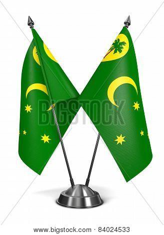 Cocos Islands - Miniature Flags.