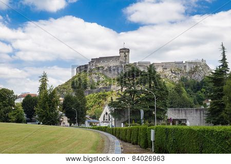 The Chateau Fort De Lourdes