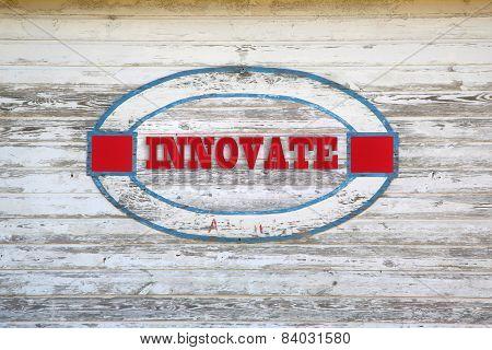 Innovate Sign