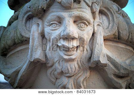 Sculpture in Dresden