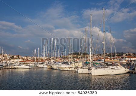 Yachts In Cesme 1