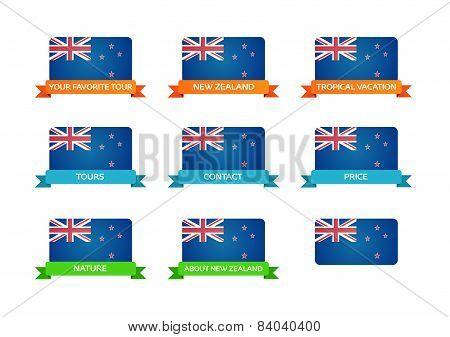 Tour To New Zealand