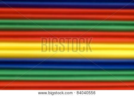 Multicolored Blurred File Folders Background