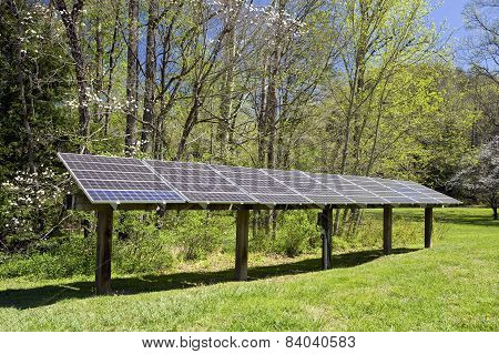 Environmentally Friendly Solar Panels