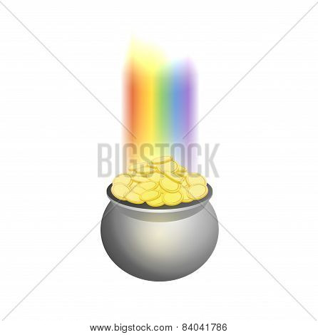 Pot With Gold
