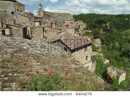 lovely italian village