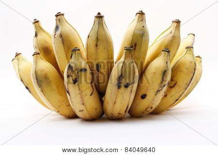 Banana ready for eat
