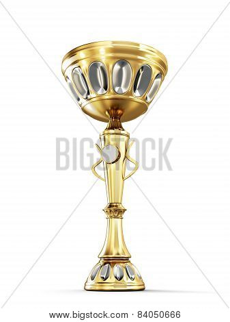Gold Cup-bowl