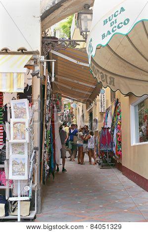 Amalfi Street
