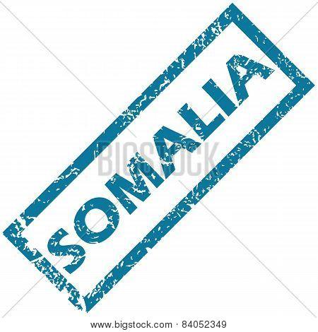 Somalia rubber stamp