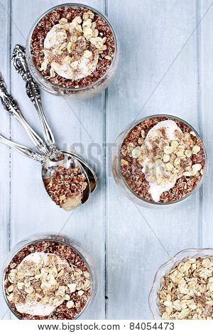 Parfiats Made From Red Quinoa