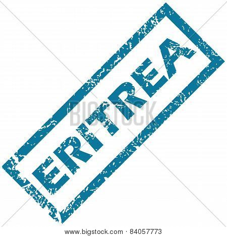 Eritrea rubber stamp
