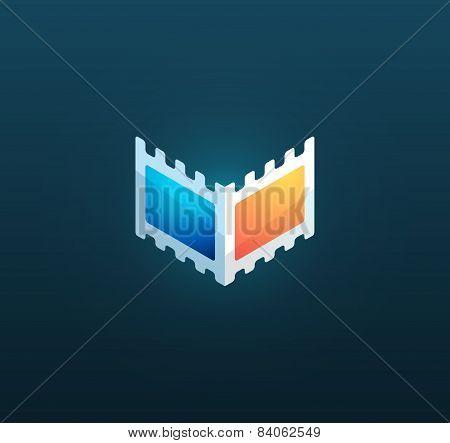 Logotype For Cinema Company