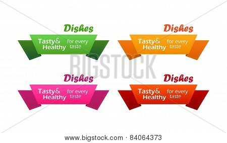 Tasty And Healthy Dishes