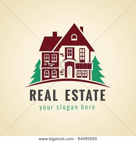 Real_estate_logo_wood