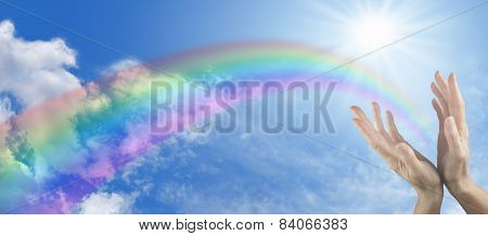 Making a Wish on a Rainbow