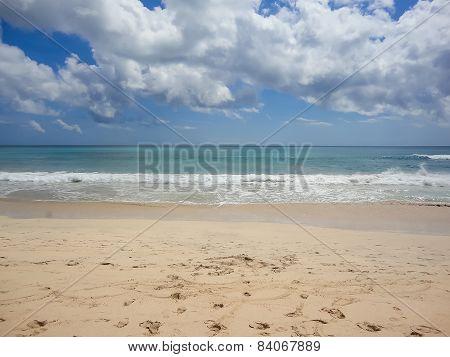 Dreamland Beach At Bali