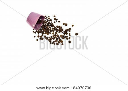 Seeds Of Black Pepper