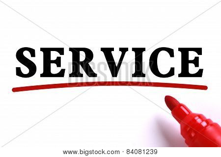 Service Abstract