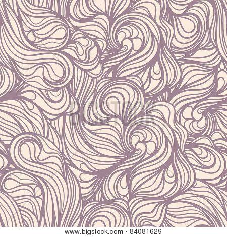Purple Line Swirls
