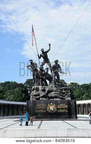 Tugu Negara a.k.a. National Monument in Malaysia