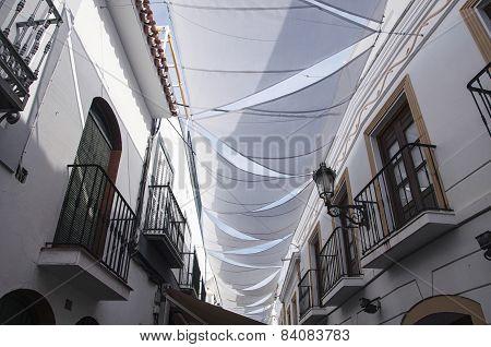 Nerja in Spain