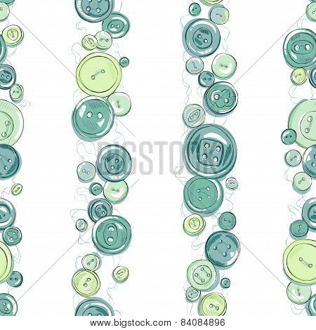 Strips of hand drew buttons.