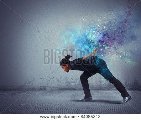 Stellar fight