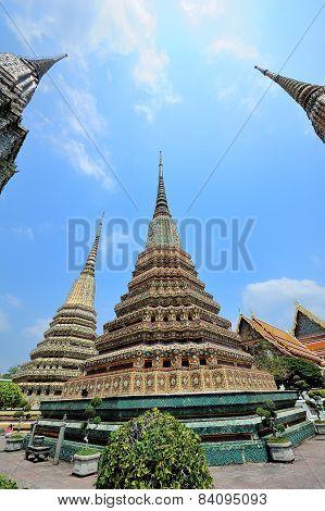 Wat Pho in Bangkok - Thailand