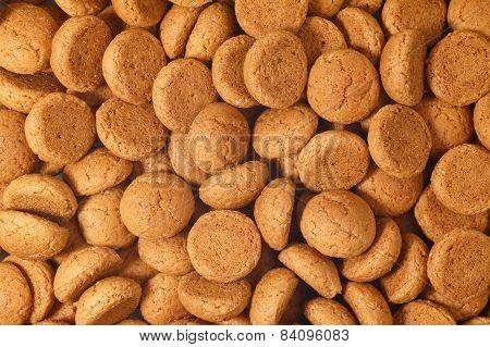 Pile Pepernoten, Ginger Nuts Sinterklaas