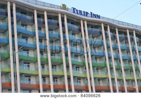 Tulip Inn Hotel in Adler,Sochi,Russia