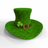 stock photo of leprechaun hat  - St Patrick - JPG