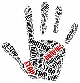 foto of stop bully  - Stop bullying - JPG