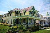 stock photo of martha  - Victorian House on Martha - JPG