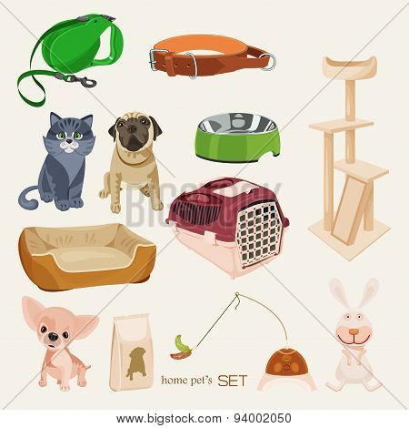 Some cute vector stuff for pets