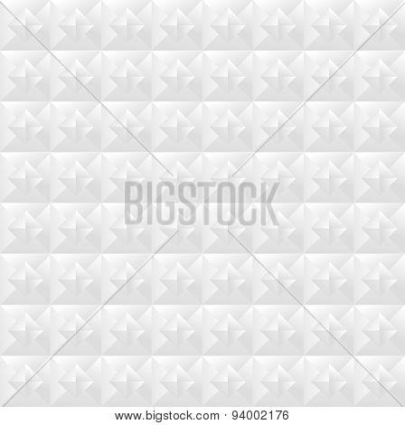 Vector geometric white pattern