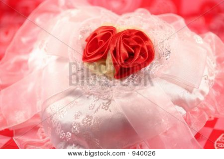 Satin Valentine Heart