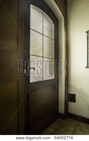 Gloomy Door