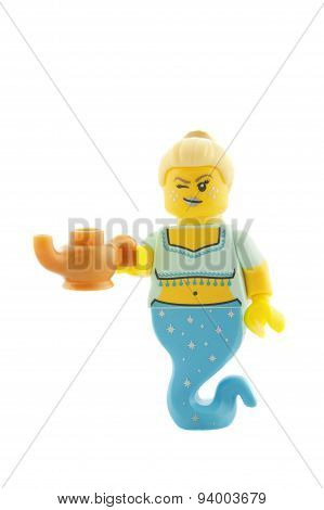 Genie Girl Series 12 Lego Minifigure