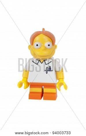 Martin Prince Lego Minifigure