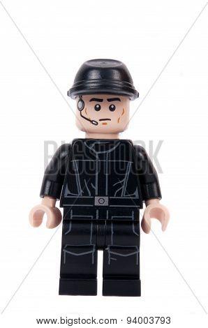 Imperial Crew Lego Minifigure